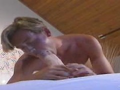 Choose Me: dude plays with huge dildo, vintage video