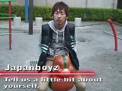 Japanese Boy Jerk Off