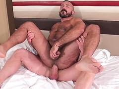 Rocco Steele and Alessio Romero