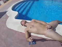 Cum Eating Boy In The Sun - Maxxie Wilde