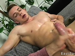 Boris Lang - Muscle Worship and Handjob