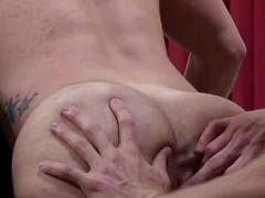 Derek Parker and Seth return to the studio for more hot bareback action, but this time they wanted to up the ...