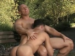 COLT Studio Group - Beef and Briefs, Scene 4