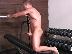 Muscle man Jack
