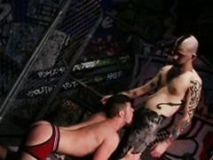 Fetish Force - Chase Young & Michael Phoenix