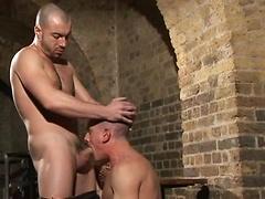 Justin Scott Banged By Boss Thierry Lamasse