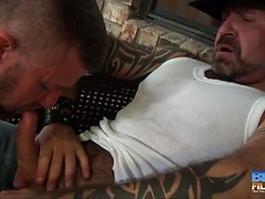 Marc Angelo and Christian Matthews - On The Ranch